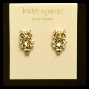Kate Spade Owl Earrings